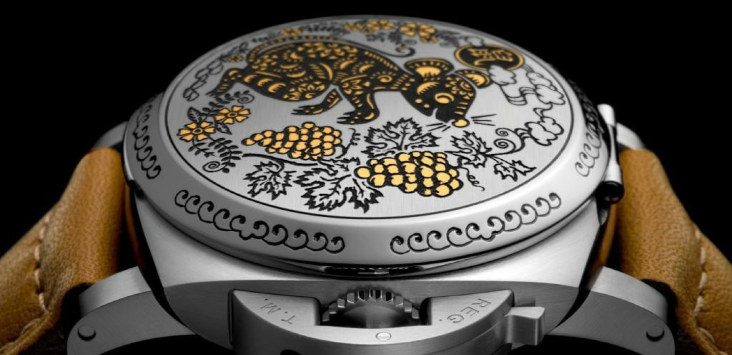 LUXURY WATCH IN THE YEAR OF RAT