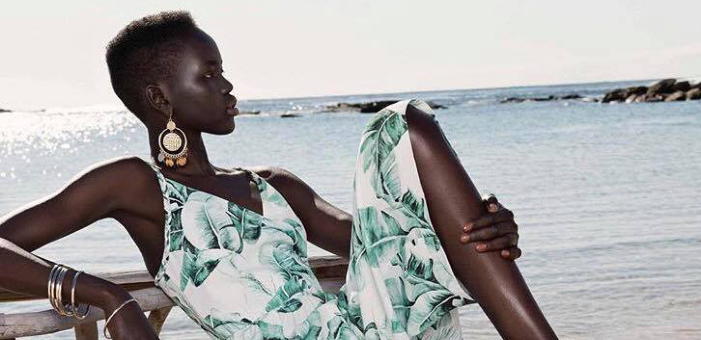 Adut Akech Model of the Year 2019