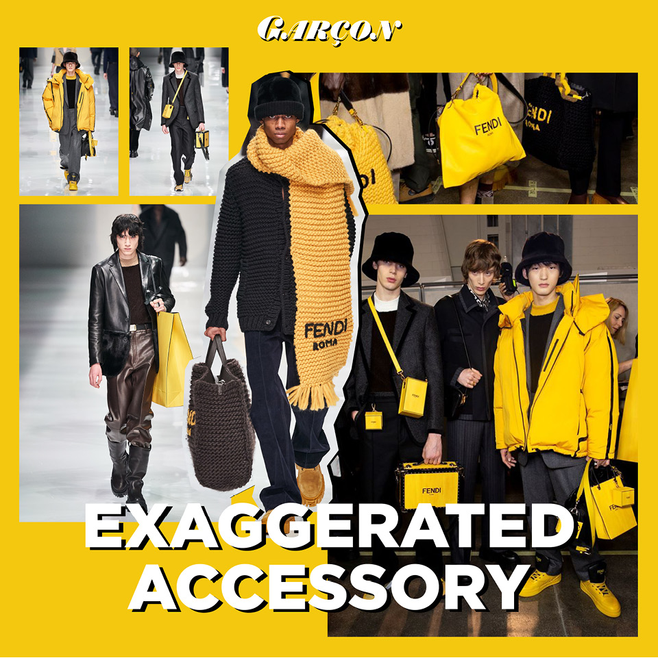 Exaggerated Accessory
