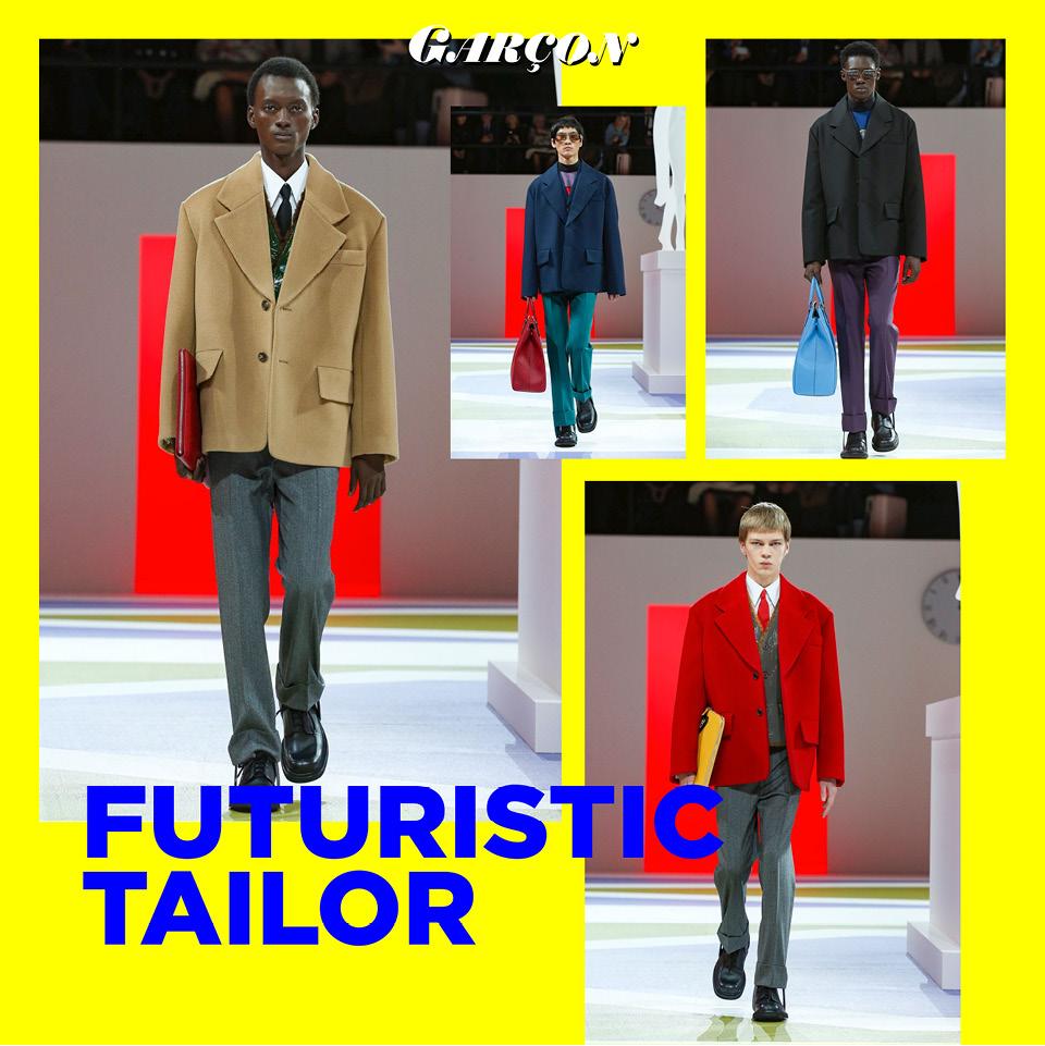 Futuristic Tailor
