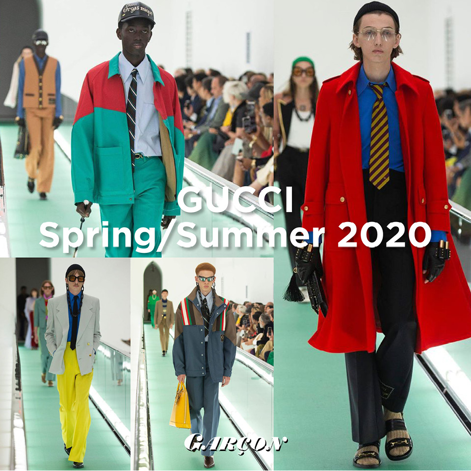 Gucci Spring/Summer 2020