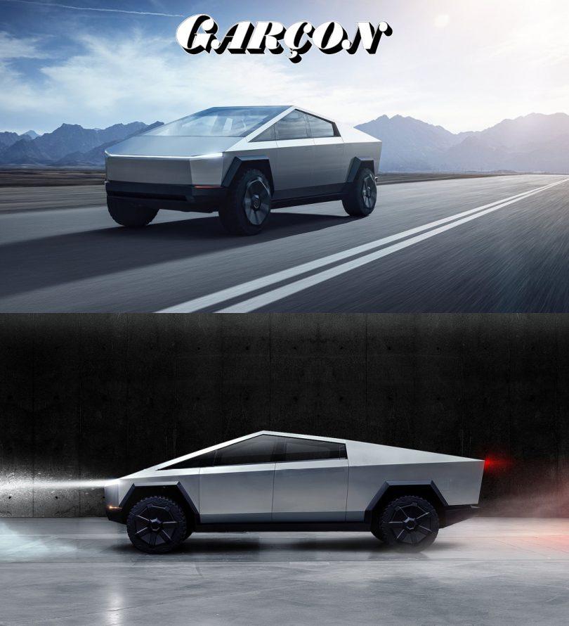 Tesla Cybertruck รถปิคอัพสุดล้ำที่แรงยิ่งกว่ารถสปอร์ต