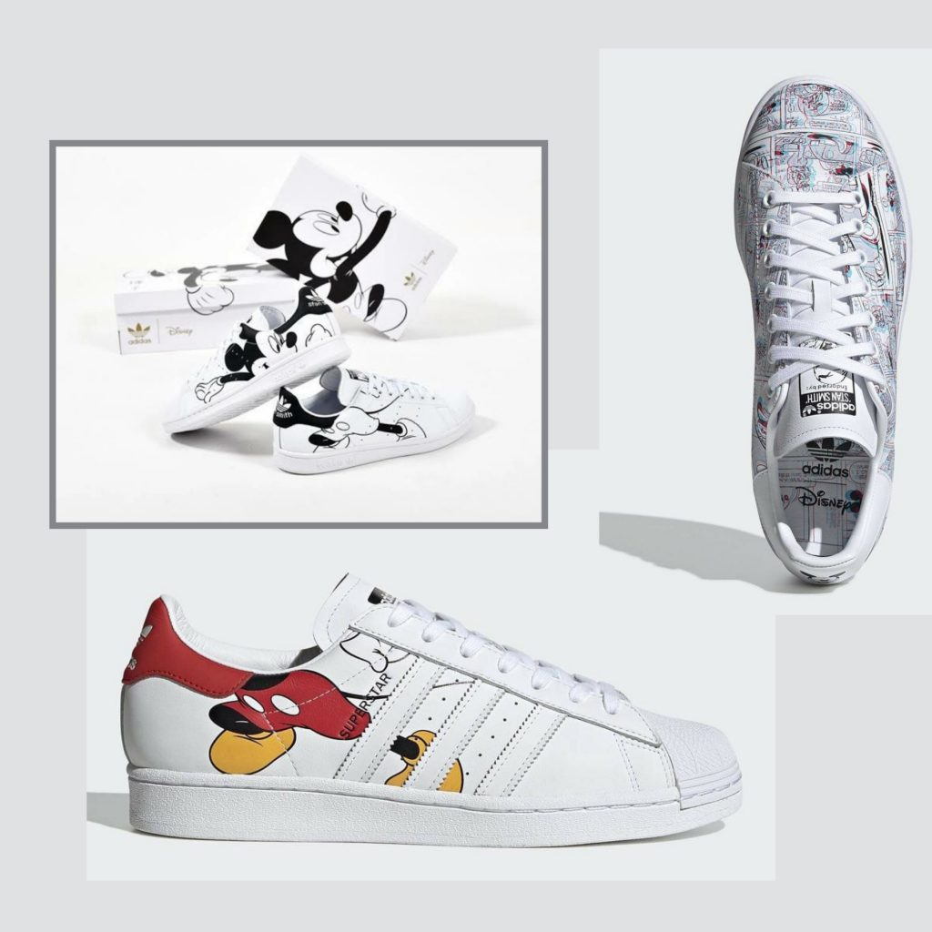 MICKEY Mouse x ADIDAS