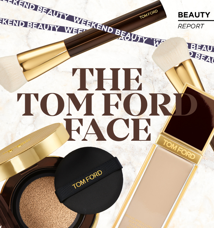 THE TOM FORD FACE
