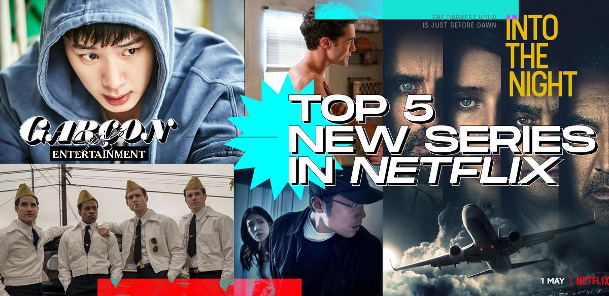 Top 5 New Series in Netflix