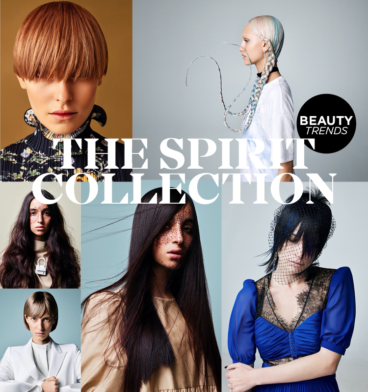 THE SPIRIT COLLECTION