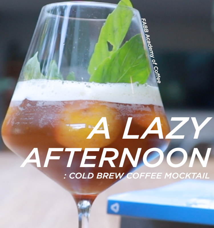A LAZY AFTERNOON by FABB AOC