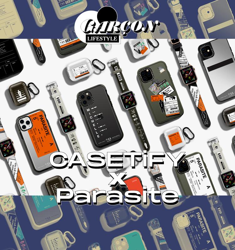 CASETiFY x Parasite