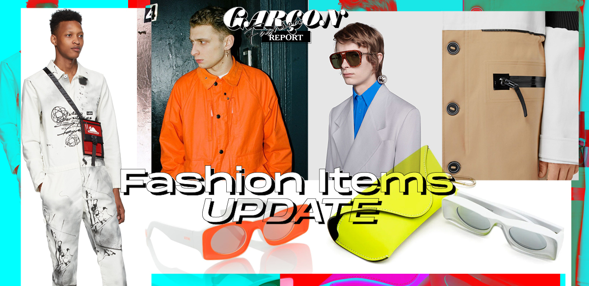 Fashion Items Update