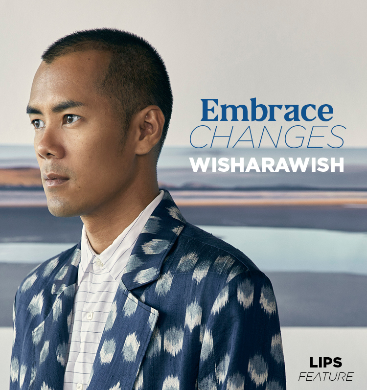 Embrace Changes – WISHARAWISH