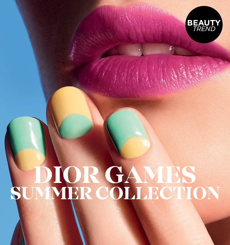 Dior Games : Summer Collection