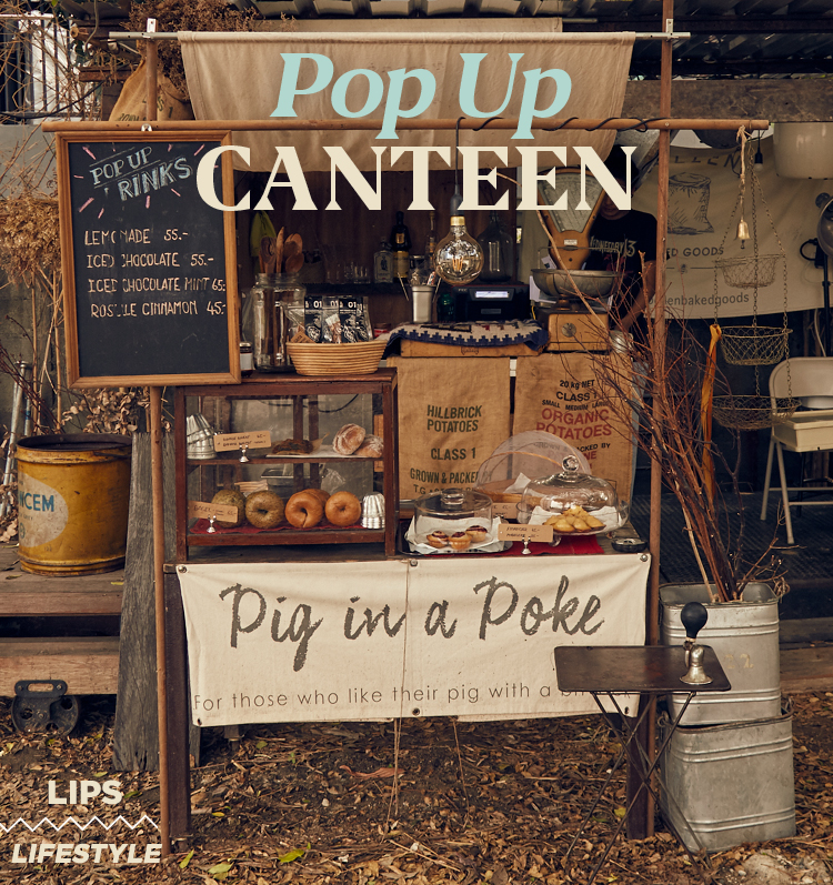 Pop Up Canteen
