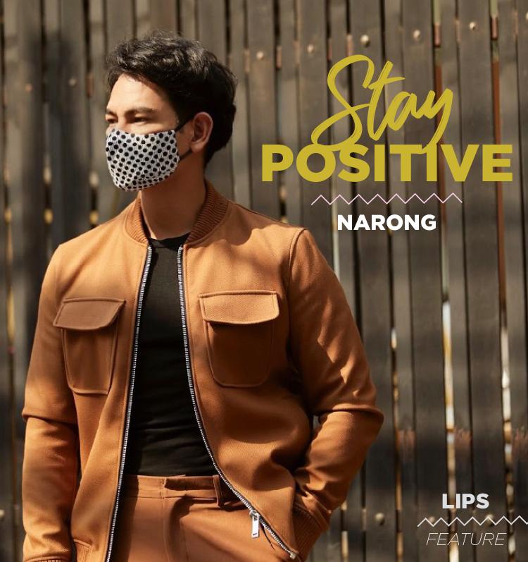 Stay Positive – NARONG