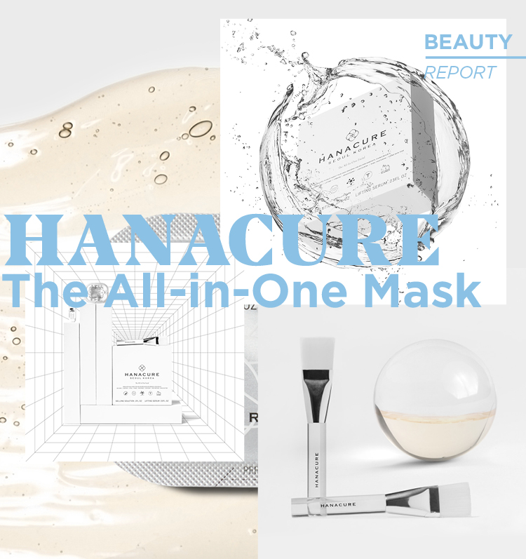 HANACURE The All-in-One Mask