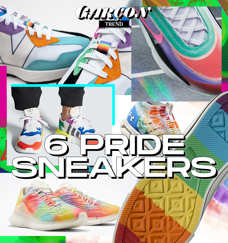 6 Pride Sneakers