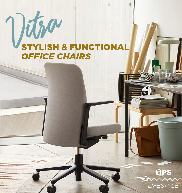Vitra Stylish & Functional Office Chairs