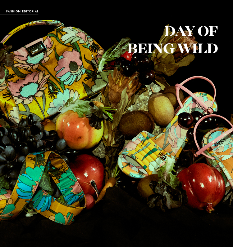 DAY OF BEING WILD