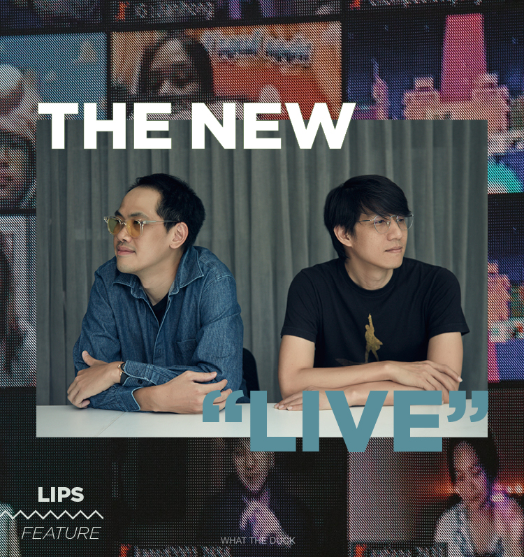 """The New """"LIVE"""""""