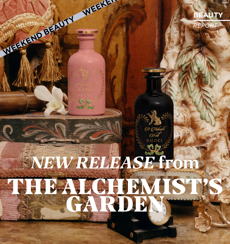 NEW RELEASE FROM THE ALCHEMIST'S GARDEN