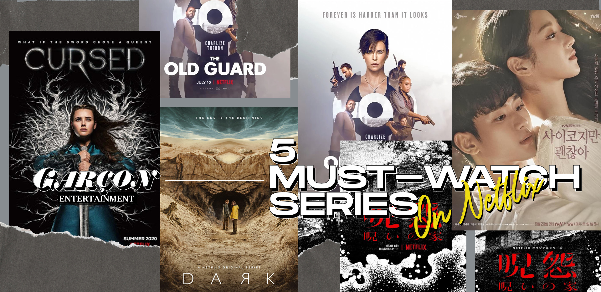 5 Must-Watch Series