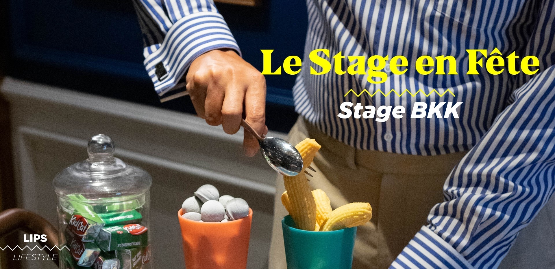Le Stage en Fête
