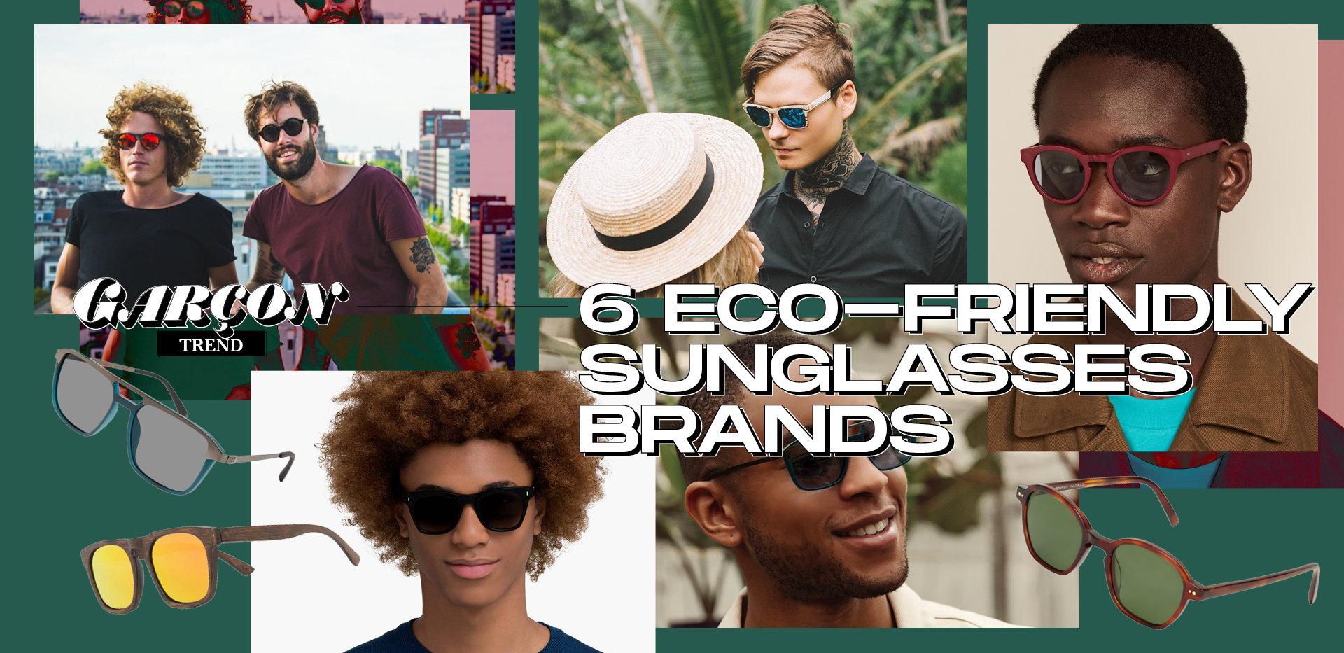 6 Eco-Friendly Sunglasses Brands