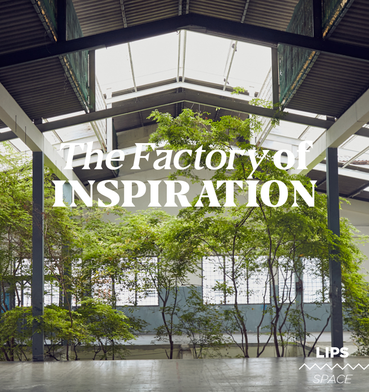 The Factory of Inspiration