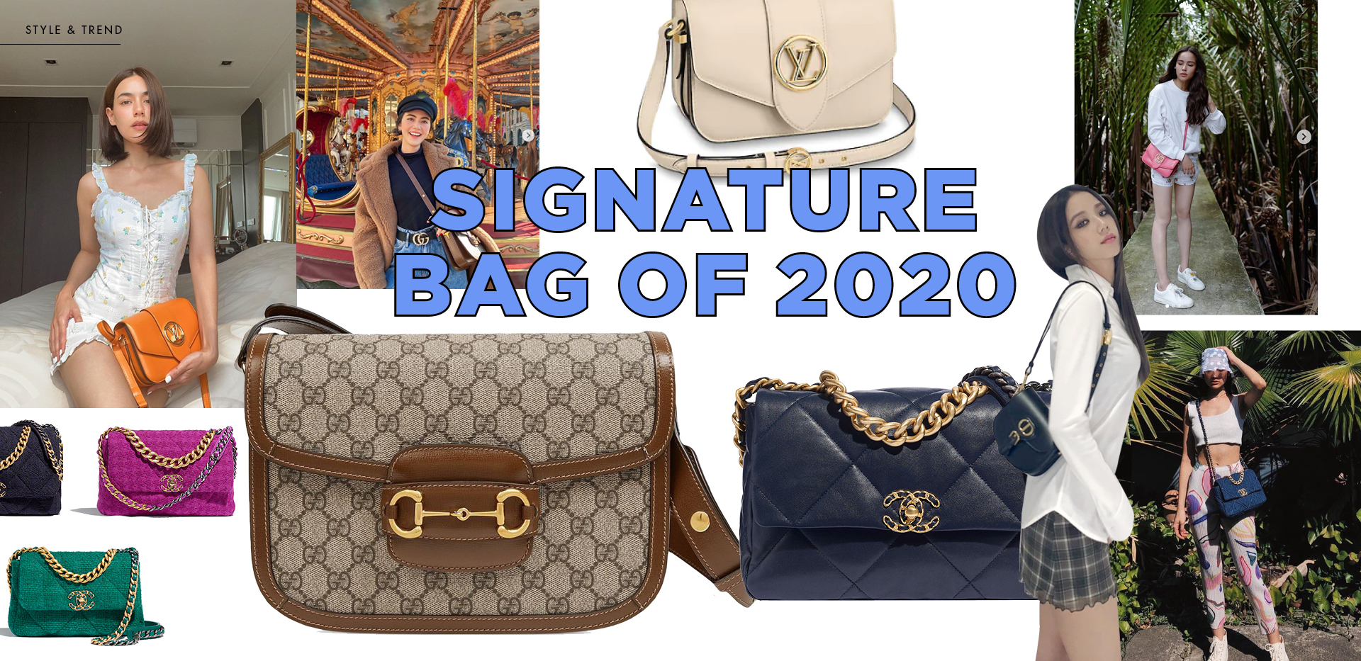 Signature bag of 2020