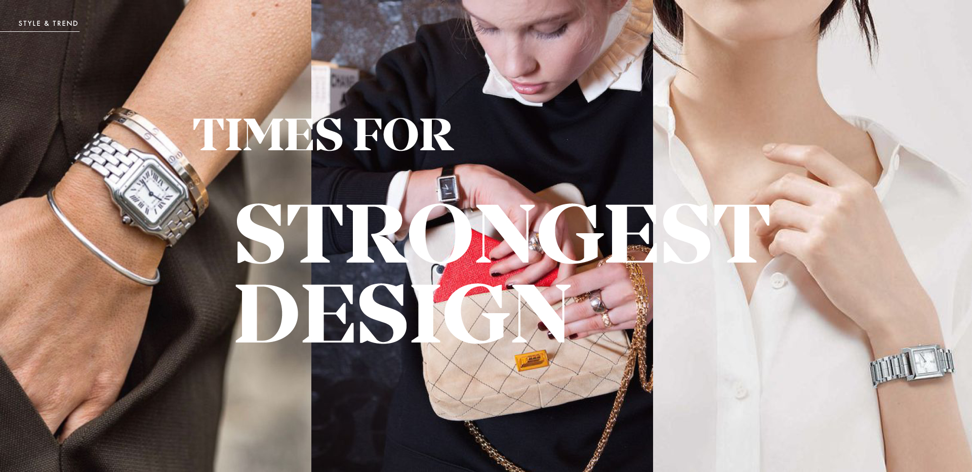 TIMES FOR STRONGEST DESIGN