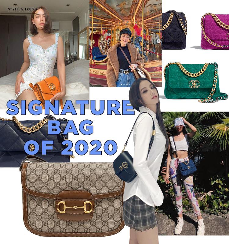 Signature bag of 2020
