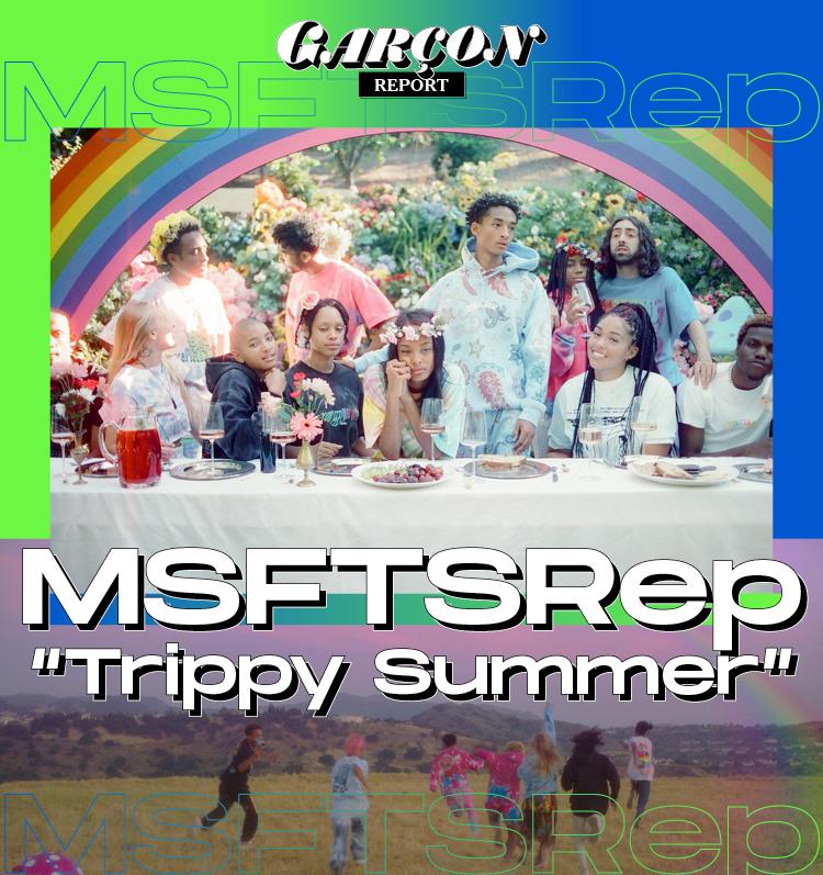 "MSFTSRep ""Trippy Summer"""