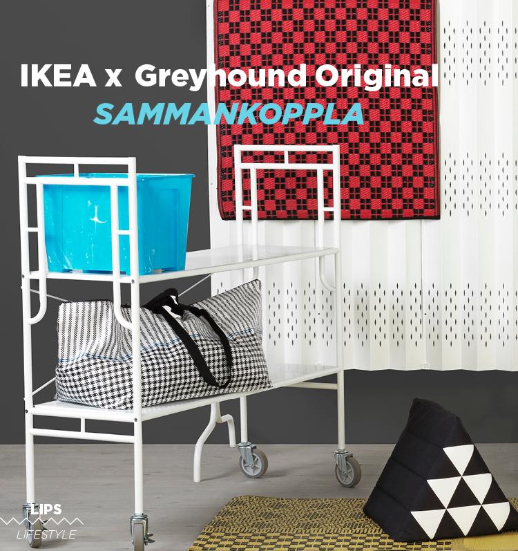 IKEA x Greyhound Original  : SAMMANKOPPLA