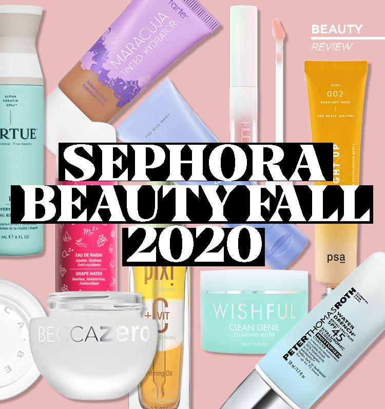 SEPHORA BEAUTY FALL 2020