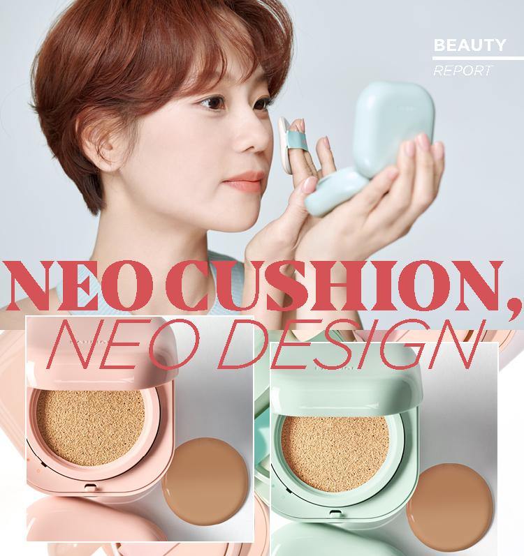 NEO CUSHION, NEO DESIGN