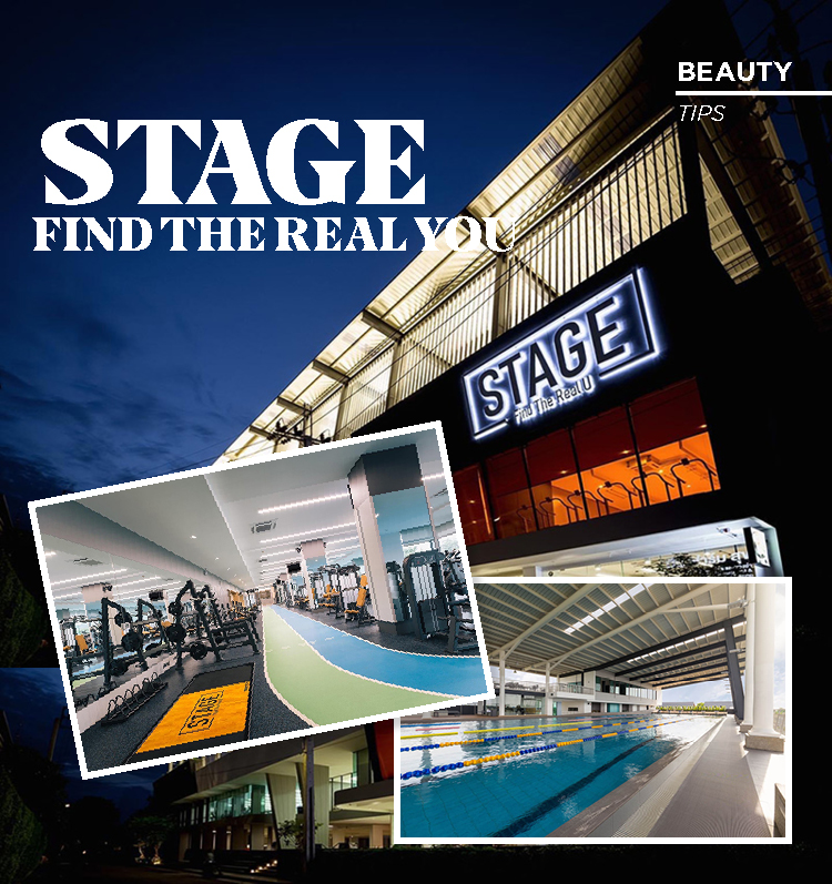 STAGE Find The Real You