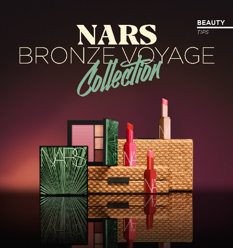 NARS BRONZE VOYAGE COLLECTION