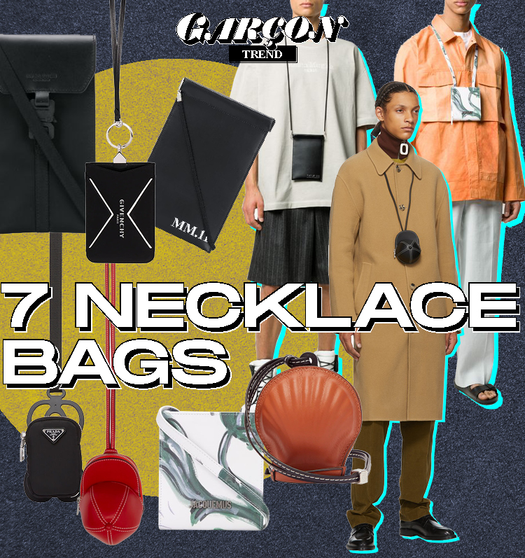 7 Necklace Bags
