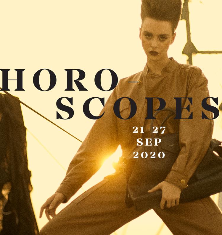LIPS HOROSCOPES 21 – 27 Sep. 2020
