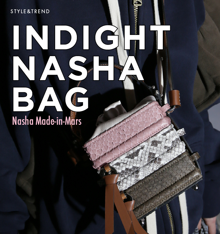 INDIGHT NASHA BAG