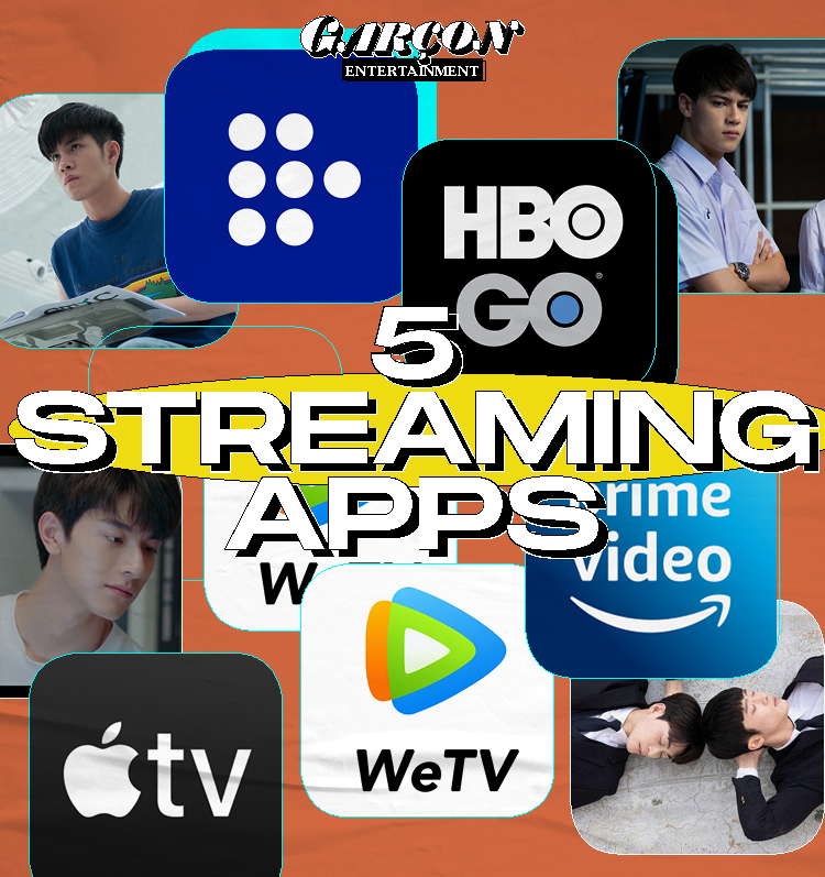 5 Streaming Apps