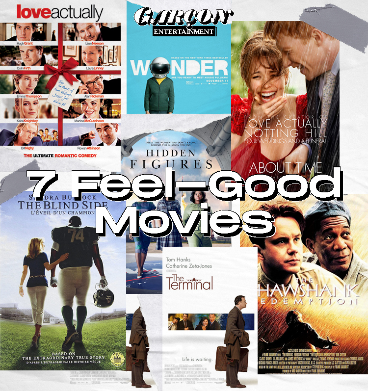 7 Feel-Good Movies