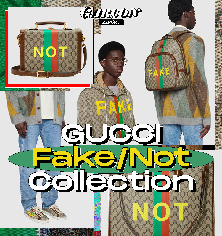 Gucci Fake/Not Collection