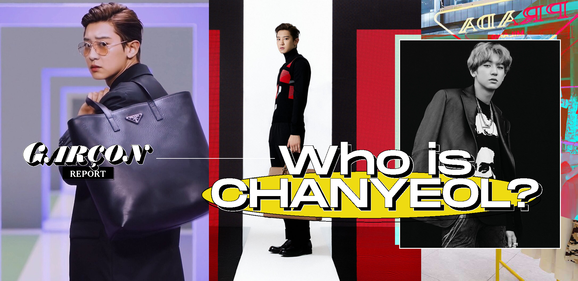 Who is Chanyeol?