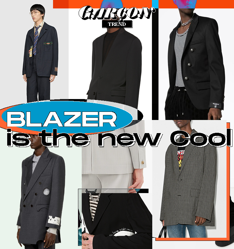 Blazer Is the new Cool