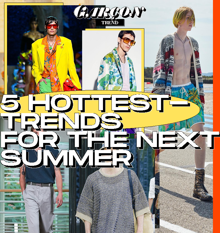 5 Hottest Trends for the Next Summer