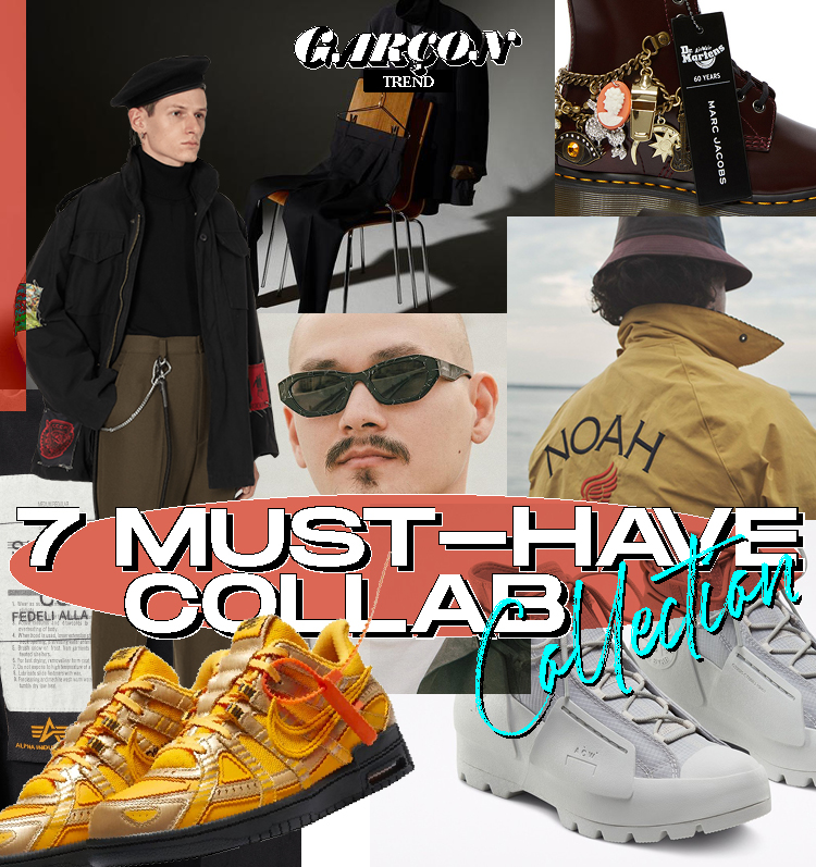 7 Must-have Collab Collection