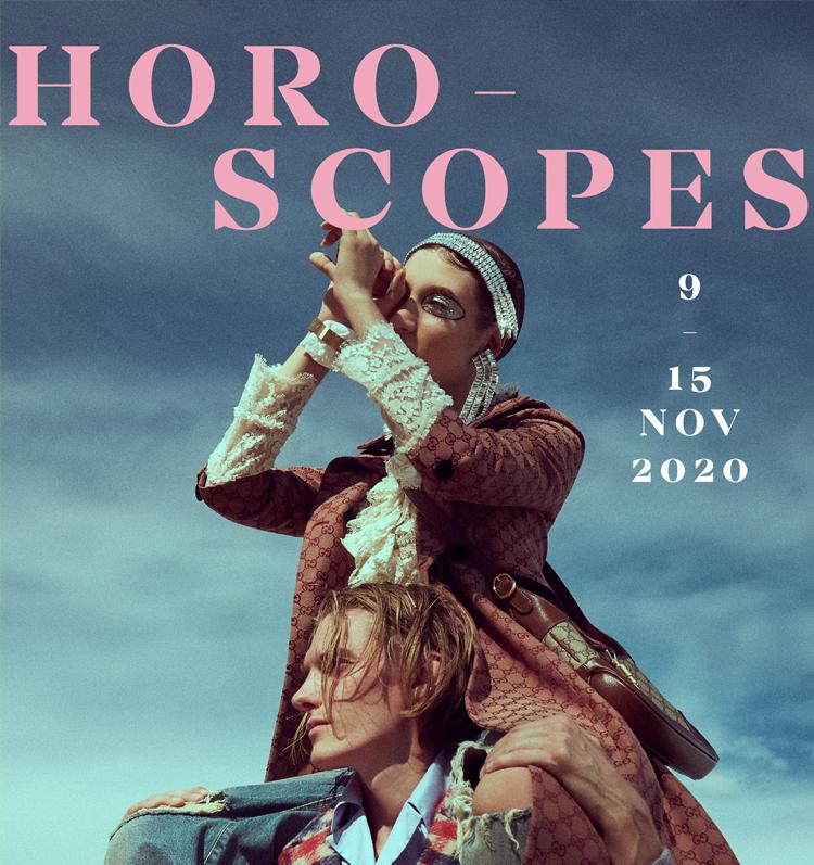 LIPS HOROSCOPES 9 – 15 Nov. 2020