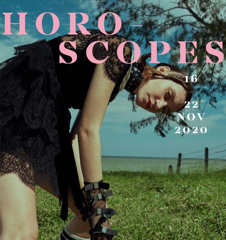 LIPS HOROSCOPES 16 – 22 Nov. 2020