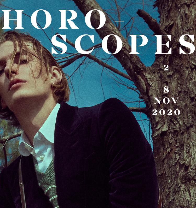 LIPS HOROSCOPES 2 – 8 Nov. 2020