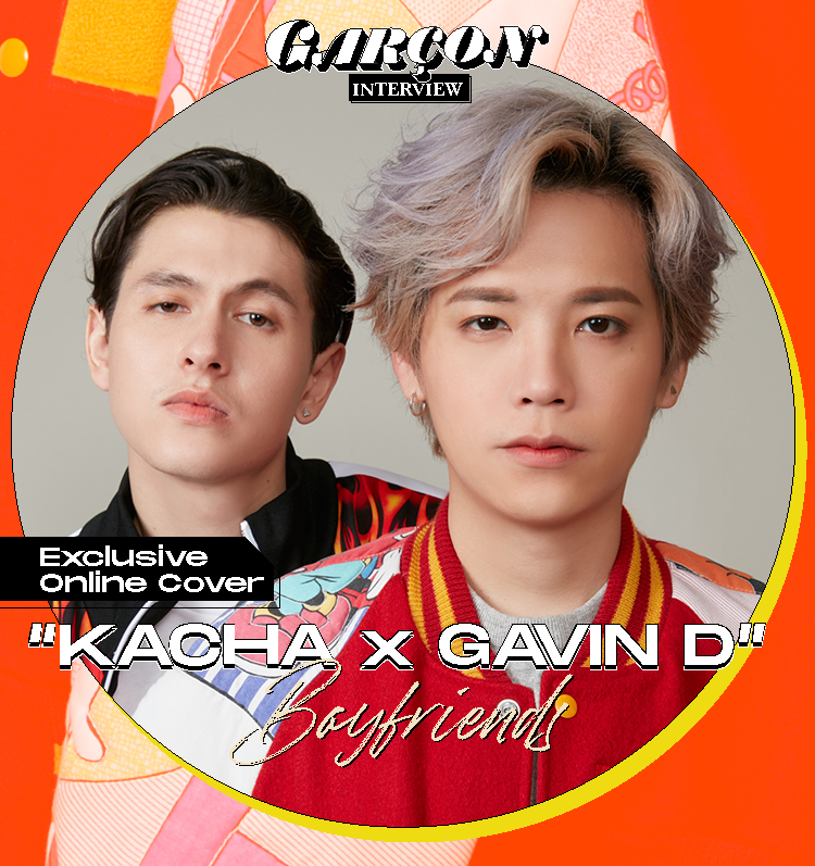 #KeywordChallenge with KACHA x GAVIN D